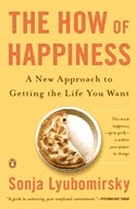 book cover The How of Happiness