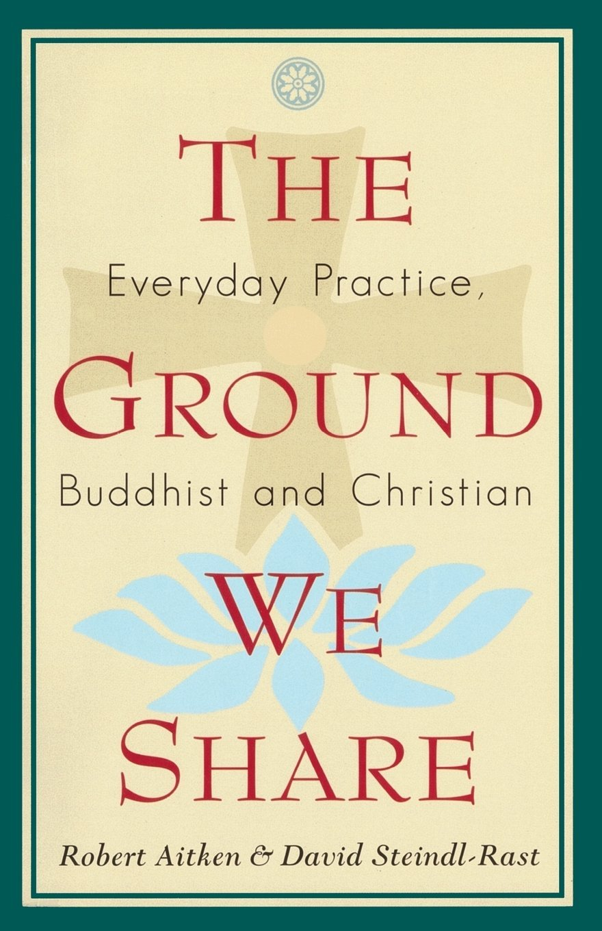 Ground we share - book cover