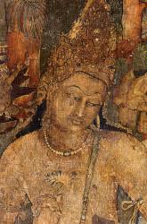 Bodhisvatta mural
