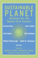 Sustainable Planet book cover