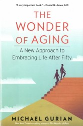 Wonder of Aging book cover