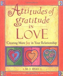 Attitudes of Gratitude book cover