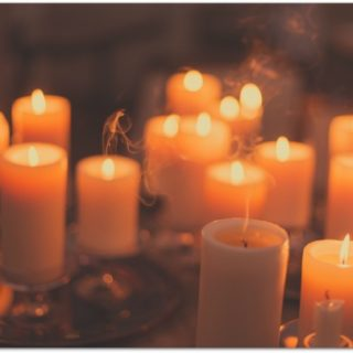 The Life-Changing Magic of Clicking a Digital Candle