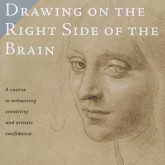 drawing on the right side book cover