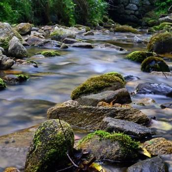 running stream