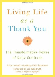 Living Life as a Thank You book cover