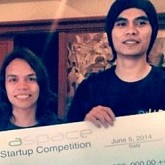 brother and sister, startup, energy, lamp