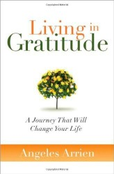 Living in Gratitude book cover