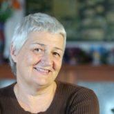 smiling woman Toni Powell