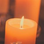 single-candle-150