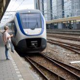 train holland wind power