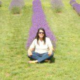 Annette Fernandez lavender