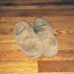 Ode to My Bedroom Slippers