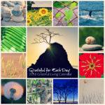 """2018 """"Grateful for Each Day"""" Wall Calendar"""