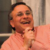 Nicos Hadjicostis smiling