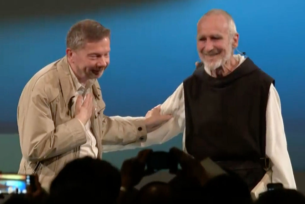 Eckhart Tolle and David Steindl-Rast Sounds True