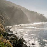 Sea shore at Big Sur, California