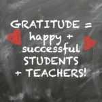 Gratitude: A Way of Teaching – An eCourse for Educators, Starting Soon