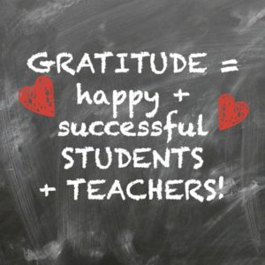 Gratitude: A Way of Teaching – An eCourse for Educators, Now Available On-Demand