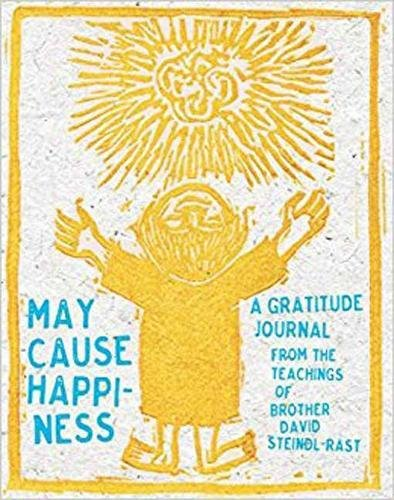 cover of May Cause Happiness - child reaching up to the sun by Helen Siegl