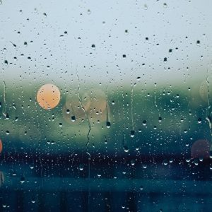 Rain Lessons. Welcoming the Pause for Love