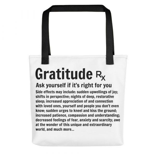 Gratitude Rx Tote