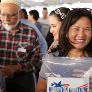 Grateful Changemakers: Operation Gratitude