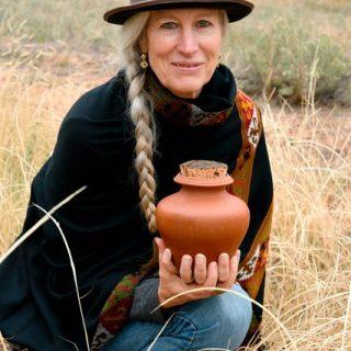 Grateful Changemakers: The Earth Treasure Vase Healing Project